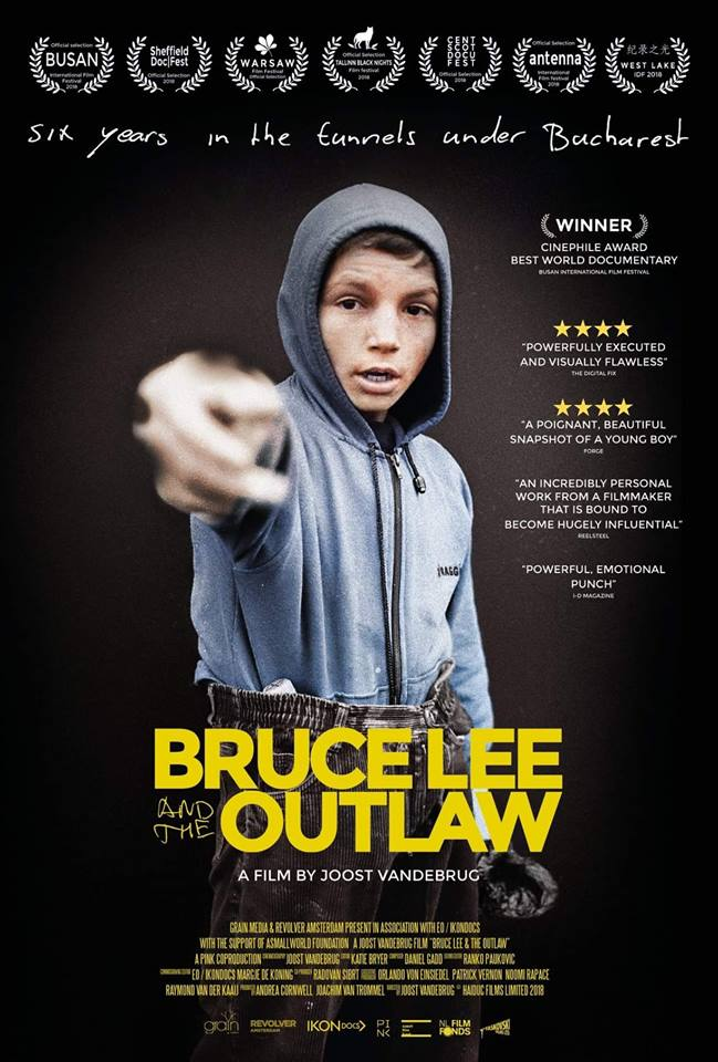 "Discover ""Bruce Lee and the Outlaw"" by Joost Vandebrug - Award winning documentary film"