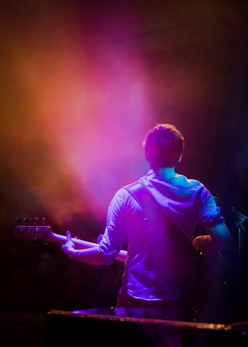 Photographe de concerts en Normandie et Paris